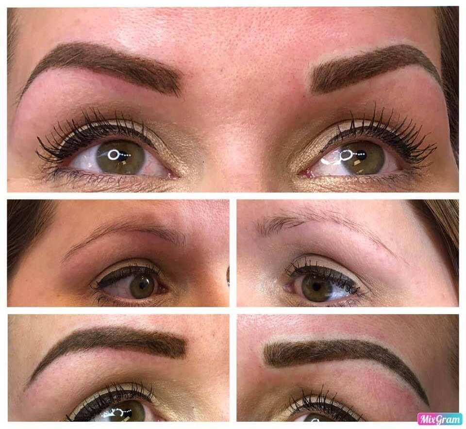 Permanent Makeup Eyebrows in Raleigh NC