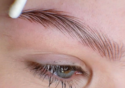 Permanent Eyebrows Raleigh NC Microblading specialist