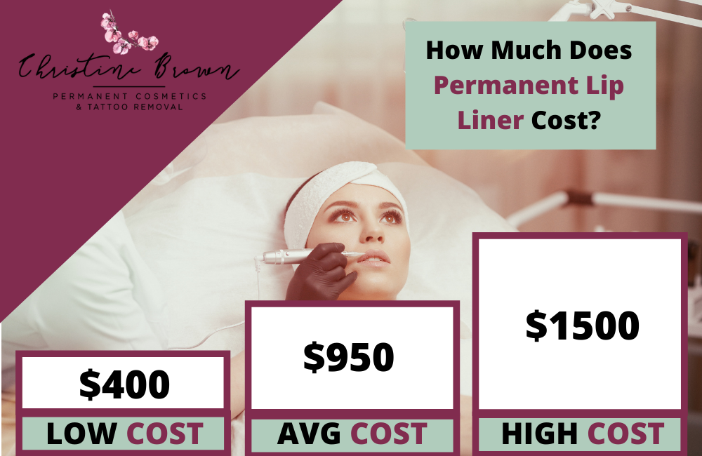 How Much Does Permanent Lip Liner Cost?